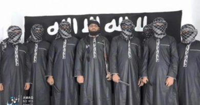 """ISIL objavio fotografije i video: """"Ovo su bombaši sa Šri Lanke"""""""