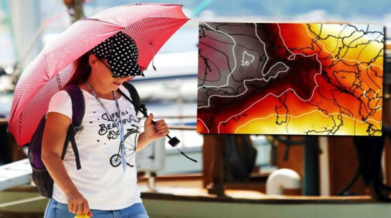 U Europu stiže ekstremni toplinski val