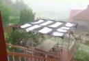 (VIDEO) Veliko nevrijeme pogodilo Zenicu, grad i kiša uzrokovali probleme u cijelom gradu