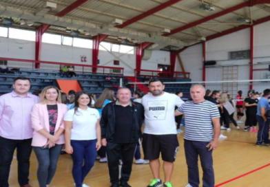 BUSOVAČA: Svečano otvoren Odbojkaški turnir u povodu Dana općine Busovača