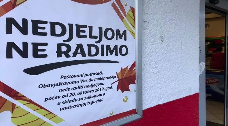 Neradna nedjelja za trgovce u BiH i dalje je samo san - Srednja Bosna