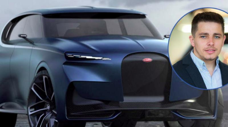 Ogroman uspjeh: Mladi Busovljak oduševio svijet vizijom Bugattijevog SUV-a! (VIDEO)