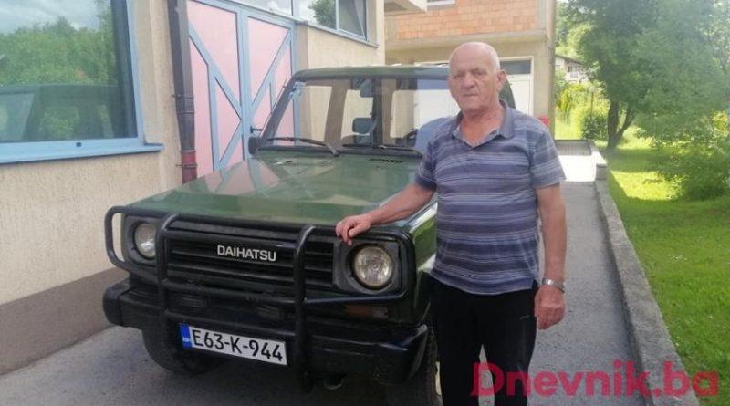 Nikoli Vrepcu iz Kiseljaka MUP oduzeo tablice iako Zakon kaže drugačije