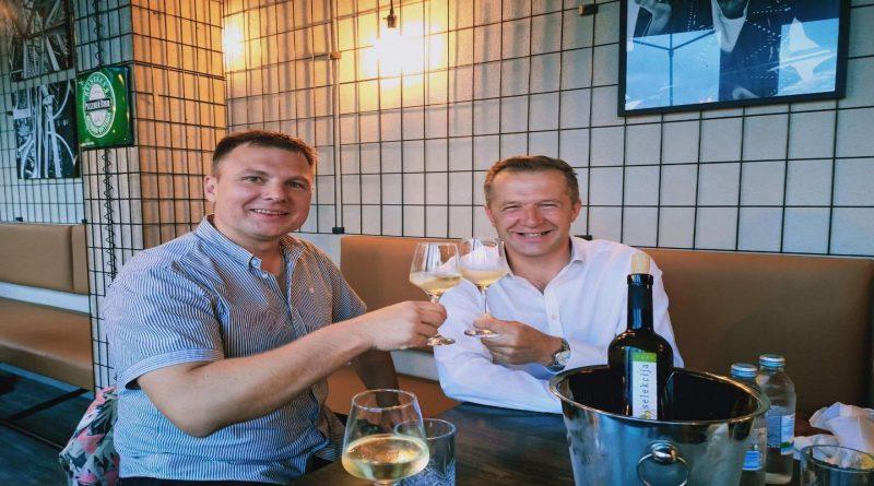 KISELJAK: Miroslav i Goran od najboljih sorti grožđa prave vrhunska vina