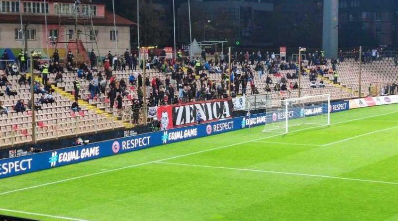 NS BiH se uvrijedio nakon skandiranja navijača: Zmajevi više neće igrati u Zenici