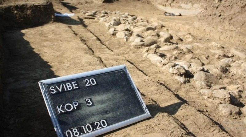 U Visokom pronađena poljoprivredna vila stara stara 1.500 godina