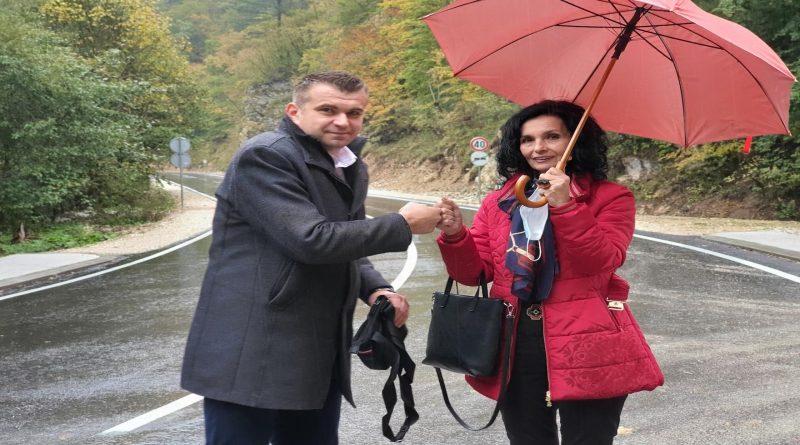 Završena rekonstrukcija puta Novi Travnik - Gornji Vakuf -Uskoplje, investicija od 5,5 milijuna KM