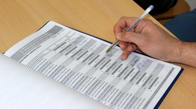 BUGOJNO: Supruga kandidata SDA na biračkom mjestu u ime HDZ-a