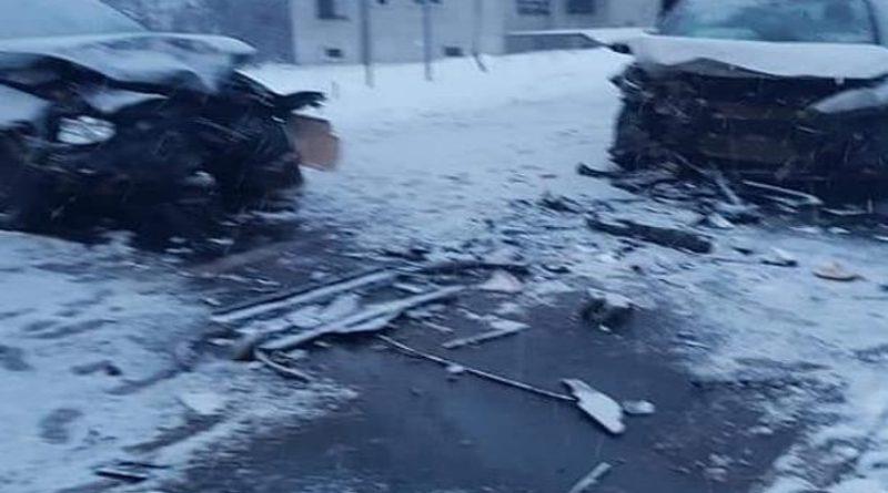 Nesreća kod Bugojna: Pet osoba ozlijeđeno