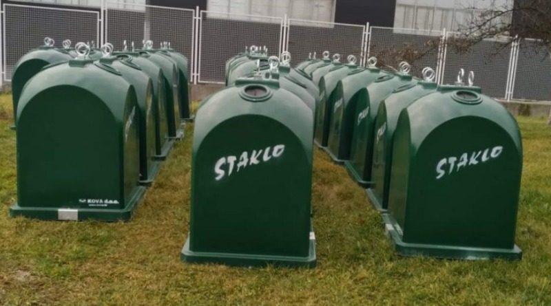 U Novom Travniku se postavljaju temelji isplativog lanca reciklaže stakla u BiH
