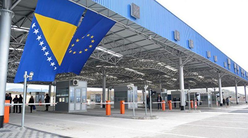 Pojašnjenje s graničnih prijelaza u BiH: Ovo su uvjeti ulaska u BiH